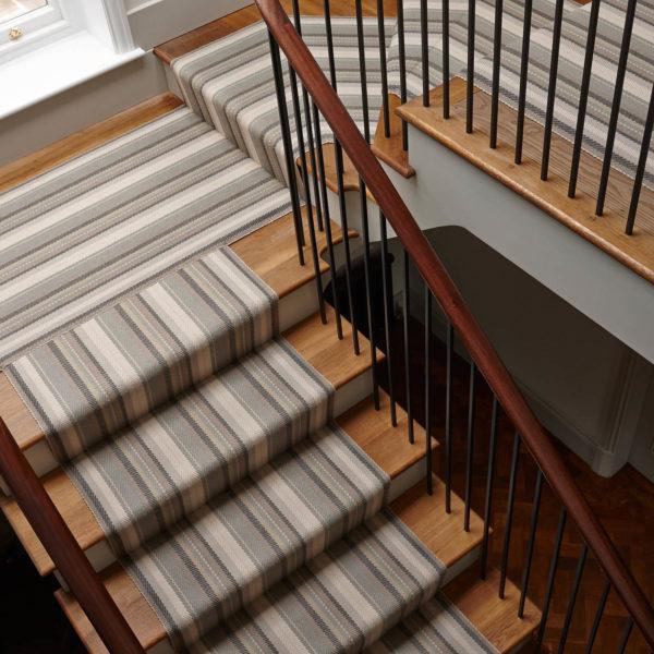 Pose de tapis d'escalier Paris – Pose de moquette d'escalier Paris