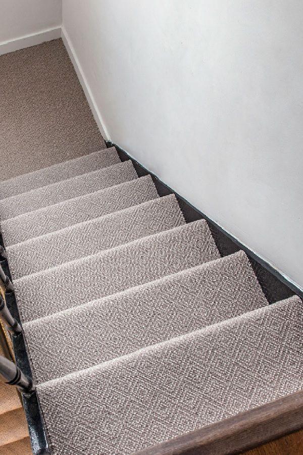Habillage d'escalier en plain