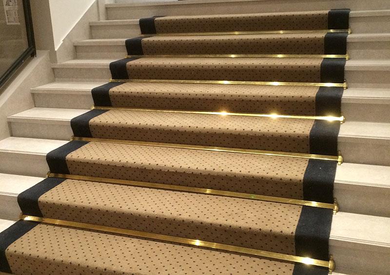 Motif de tapis personnalisé Paris