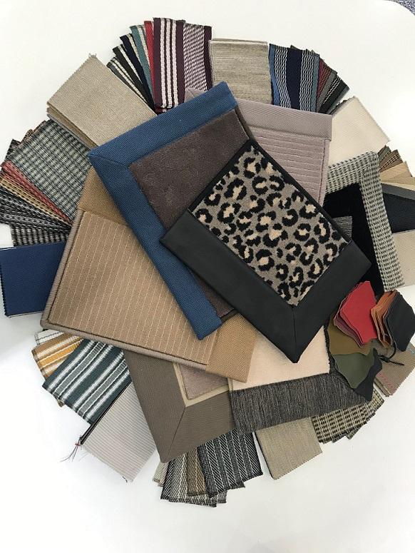 Confection de tapis sur-mesure